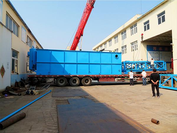 工厂污水三级处理的作用与处理对象