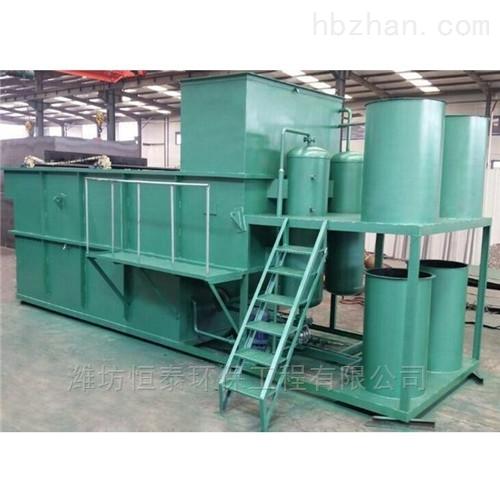 唐山市一体化污水处理设备配置清单