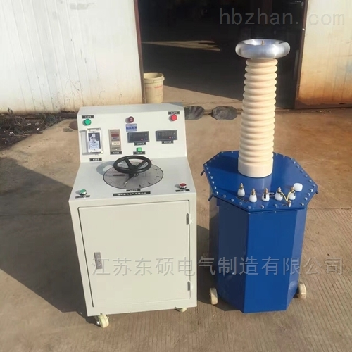 三级电力承试-10KVA/100KV工频耐压试验装置