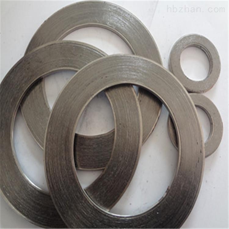 柔性石墨金属波齿复合垫片规格对照表