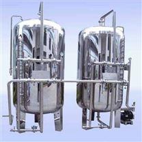 污水處理雜質過濾活性炭過濾器