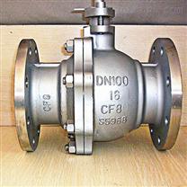 Q41F-法蘭連接手動球閥