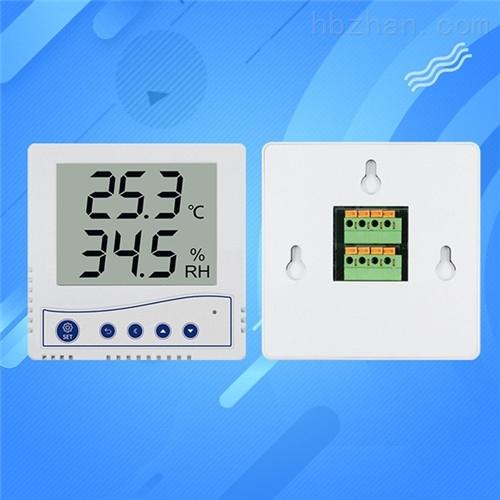 电子温湿度计工业级86盒温度变送器