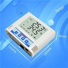 温湿度变送器记录仪RS485modbus按键阀值