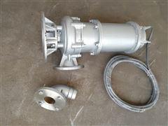 65DJWQK-25-15-QG旋流式高效切割式排污泵