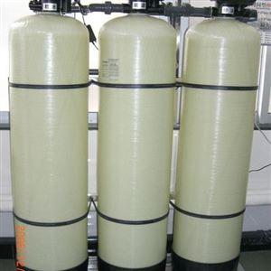 石英砂过滤器水处理杂质过滤设备