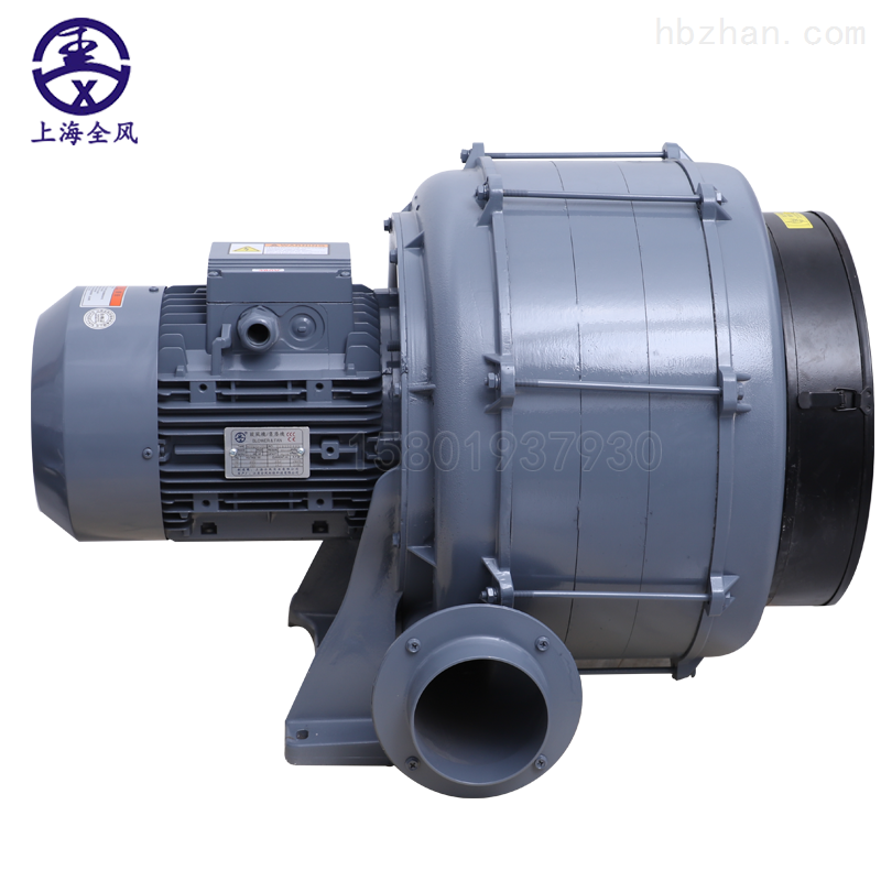 HTB75-032|200w透浦多段式中压鼓风机