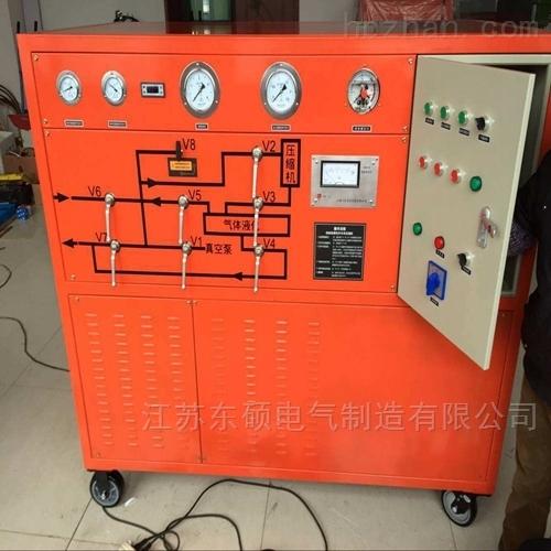 承装修试三四五级-SF6气体抽真空装置厂家