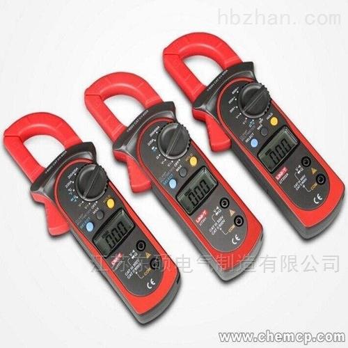 承装修试三四五级配置表-钳型电流表型号