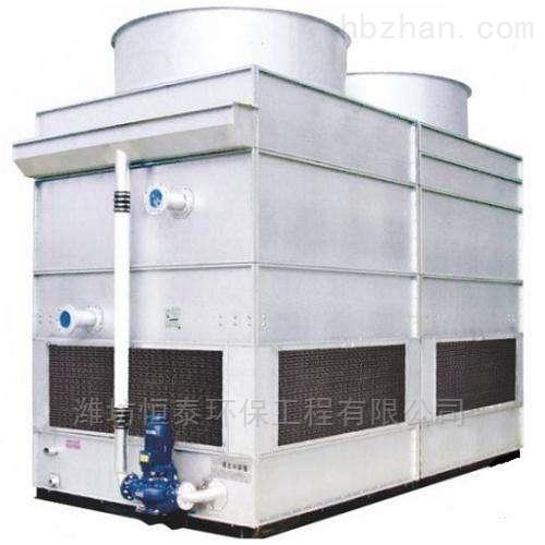 本地密闭式冷却塔的原理