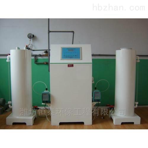 本地二氧化氯发生器的工艺流程