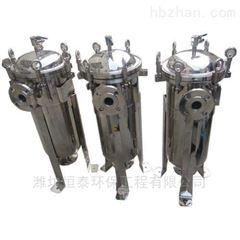 ht-282岳阳市袋式过滤器的结构组成