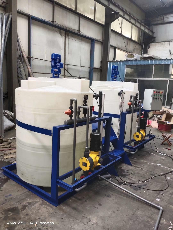 白山电解二氧化氯消毒设备图片