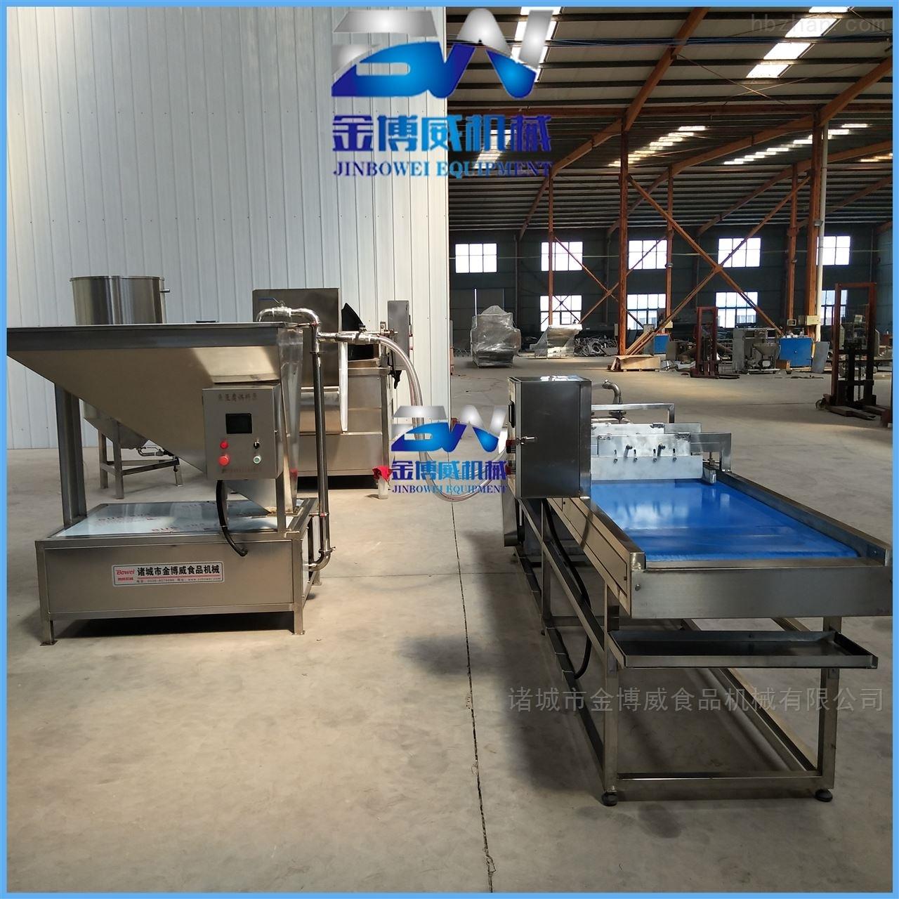 千页豆腐生产线供应