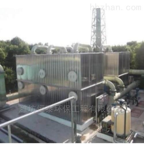 岳阳市厌氧生物滤池的结构