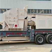 南昌建筑垃圾如何处理新型移动破碎机来助力