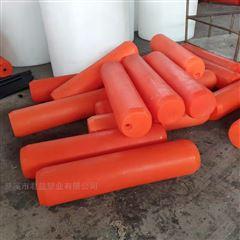 20*100饮用水库拦截设施圆桶形拦截浮排