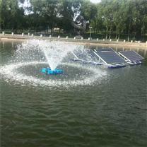河道景观喷泉增氧设备