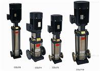 FOCL4-80耐温120度不锈钢316防冻液多级离心泵
