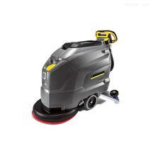德国凯驰紧凑式手推式洗地吸干机