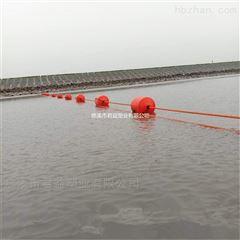 船用浮漂 钢丝绳连接拦截船只PE浮筒