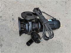 WQK25-15QGWQK/QG系列不锈钢带切割装置潜水排污泵