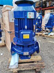 IHG125-125A不锈钢管道泵