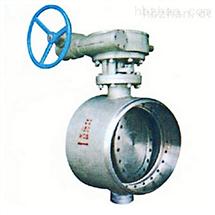 D647H焊接式密封蝶阀