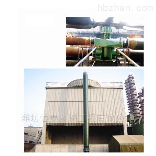 水轮机冷却塔的结构