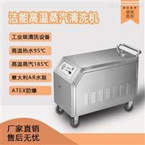 食品加工厂高温蒸汽清洗机