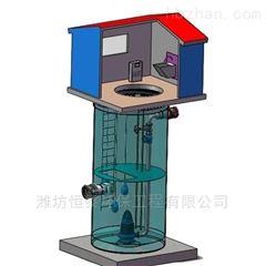 ht-683岳阳市污水提升泵站的结构组成