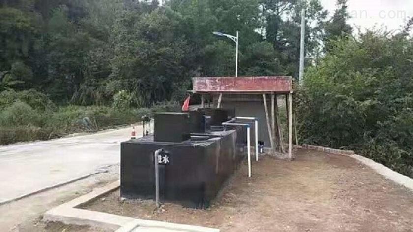 牲畜屠宰场的污水处理设备