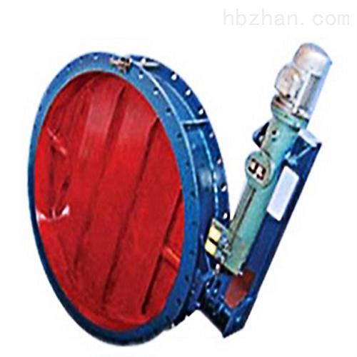 D241W-1C电液动通风蝶阀