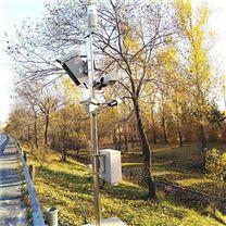 高速公路交通氣象站能見度監測系統