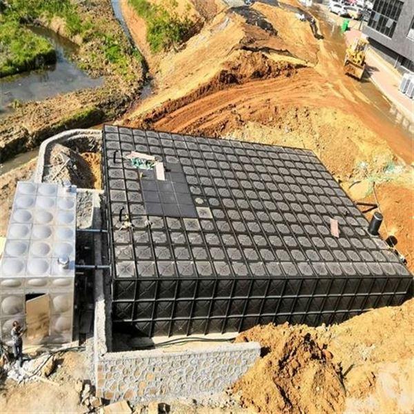 宁夏地埋式抗浮消防水池销售