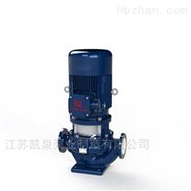 SG型立式衬氟管道泵
