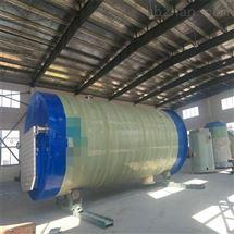 河北省邯郸市一体化预制泵站安装