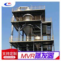 双诚环保定制升膜低温四效废气蒸发器