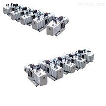 直联双级旋片式真空泵