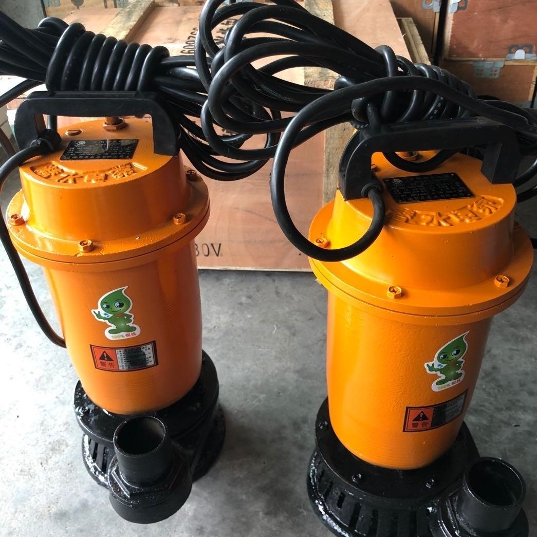 QX小型三相潛水泵