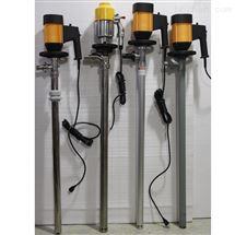 HD調速型高揚程抽液泵不鏽鋼高揚程調速插桶泵