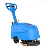 YSD-420E小型手推拖线式洗地机厨房油污清洗吸干机