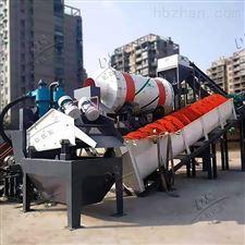污染土壤淋洗修复装置