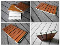 紫云县装饰环保防潮木制作槽木板