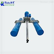 螺旋式搅拌曝气机两用机污水处理设备