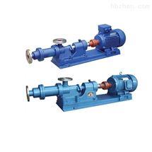 浓浆螺杆泵