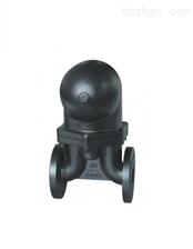 SFT43H杠桿浮球式蒸汽疏水閥工作原理