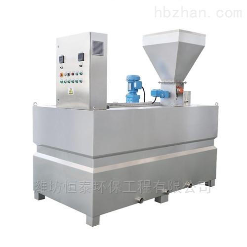 广州市全自动加药装置的特点