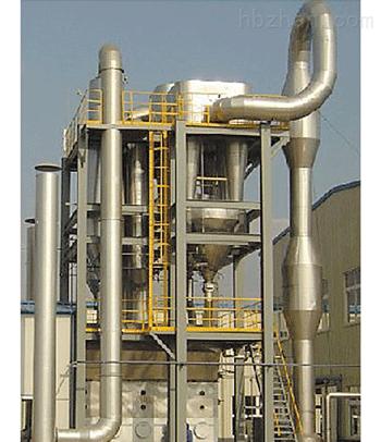 葛根淀粉专用强化气流干燥机