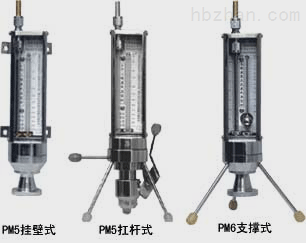 麦氏真空表PM-6型(支撑式)